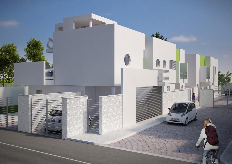 Complesso cavalcanti 2 gruppo prence costruzioni for Interni abitazioni moderne