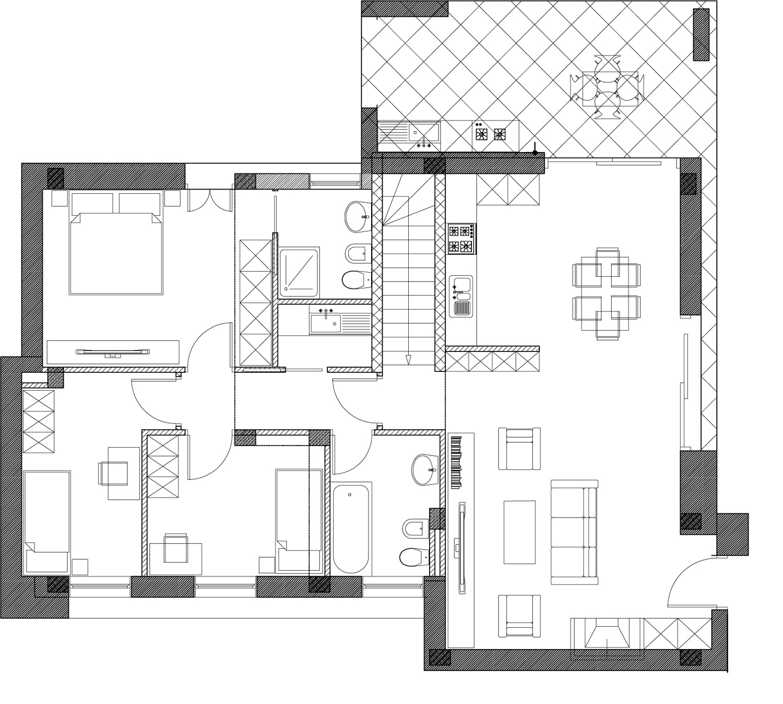 planimetria02 - Gruppo Prence Costruzioni
